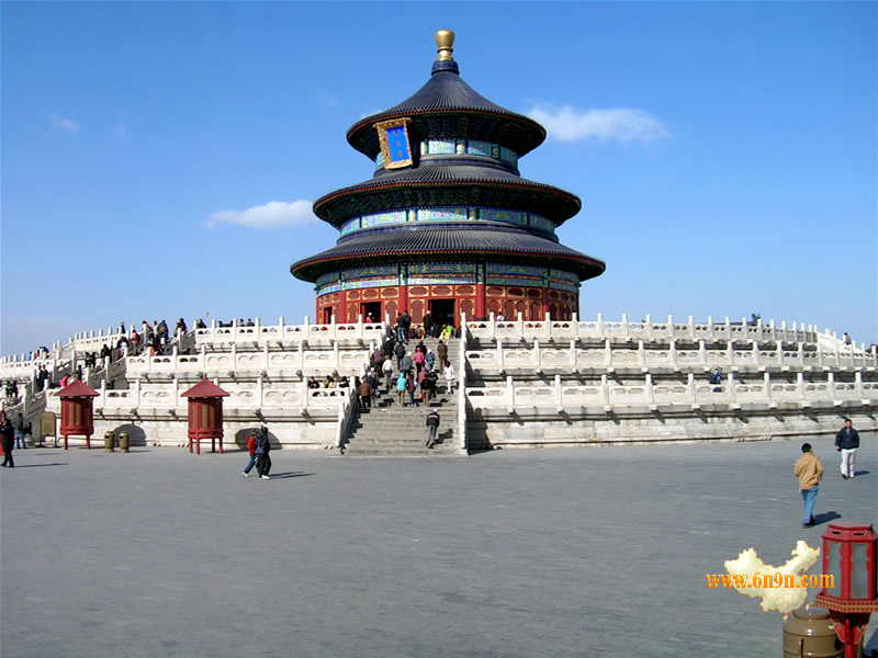 7-day china tour of beijing/shanghai